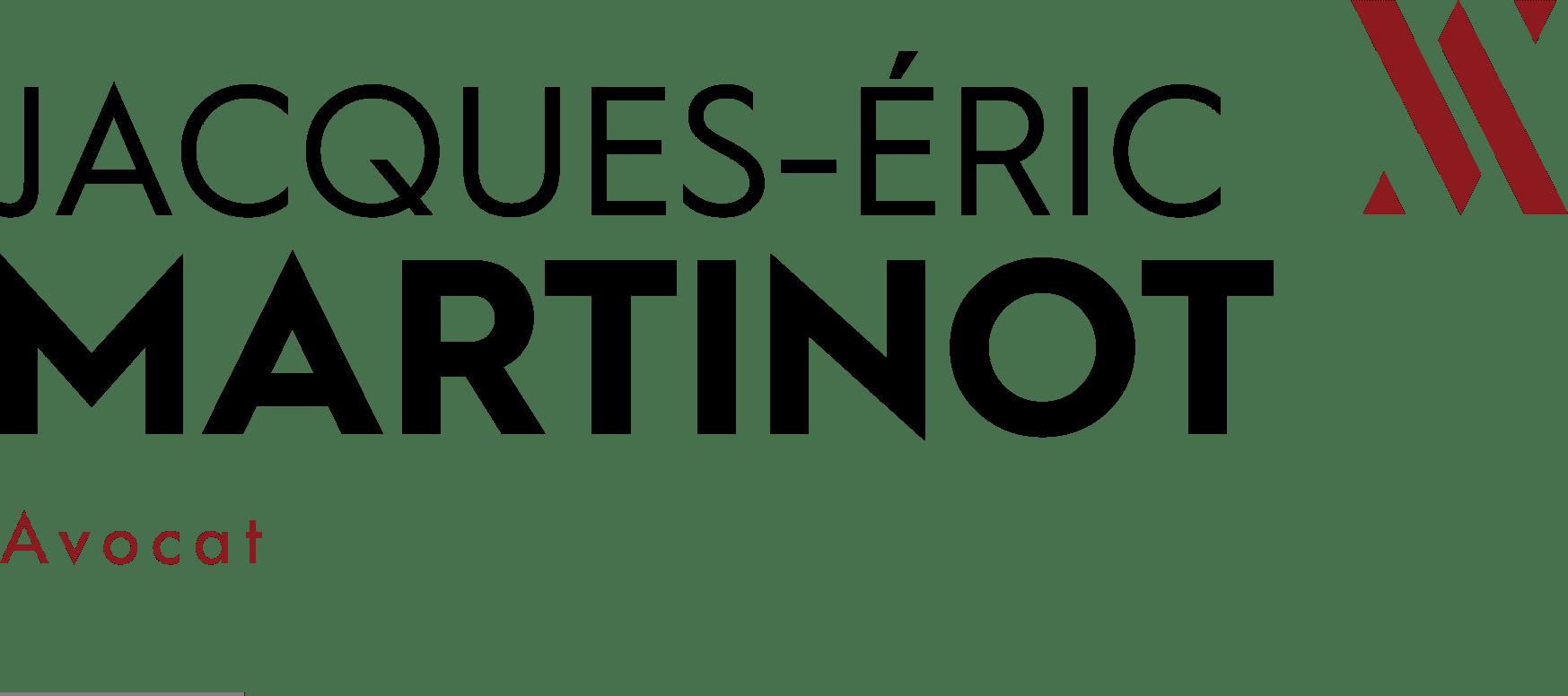 Jacques-Eric MARTINOT